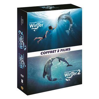 L'Incroyable histoire de Winter le dauphin 1 & 2 - 2 DVD