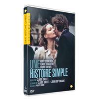 Une histoire simple DVD