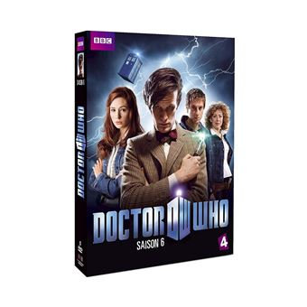 Doctor WhoDR WHO 6-5 DVD-VF