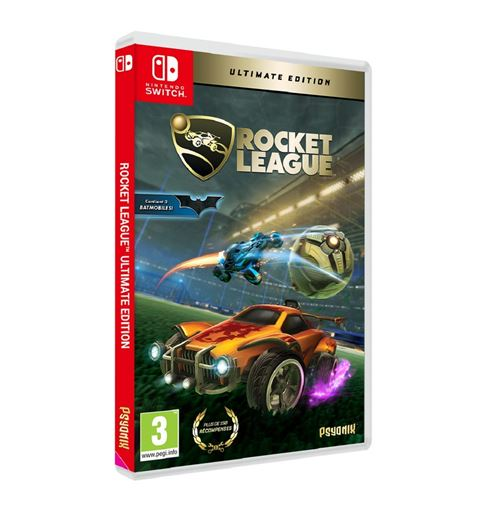 Rocket League Ultimate Edition Nintendo Switch