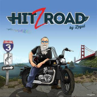Hit Z Road by Zegut Volume 3 Coffret Inclus un livret de 24 pages