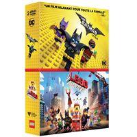 Coffret Lego Batman Le film, La Grande Aventure Lego DVD
