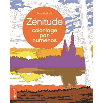 Zénitude - Coloriage par numéros