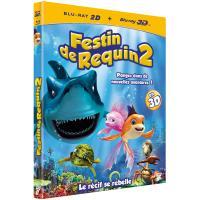 Festin de requin 2, le récif se rebelle 3D Blu-Ray