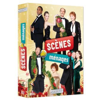 Scènes de ménagesCoffret intégral de la Saison 10 DVD