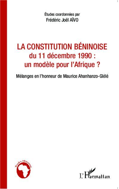 La constitution beninoise du 11 decembre 19990, Un modele pour l'afrique ?