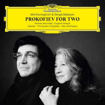Prokofiev For Two Digipack
