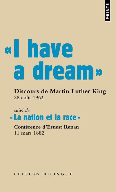 Les grands discours - Discours du pasteur Martin Luther King, 28 août 1963 :