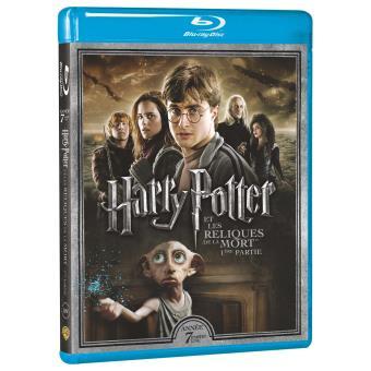 Harry PotterHarry Potter et les reliques de la mort Partie 1 Blu-ray