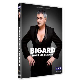 Jean-Marie Bigard : Nous les femmes DVD