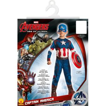 captain marvel garcon