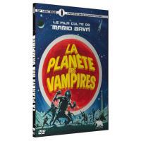 La planète des vampires : Terreur dans l'espace DVD