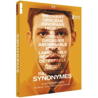 Synonymes Blu-ray