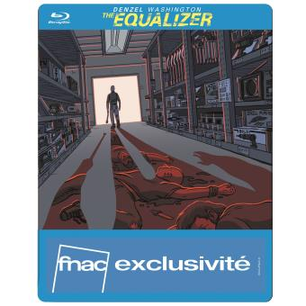 EqualizerEqualizer Steelbook Pop Art Exclusivité Fnac Blu-ray