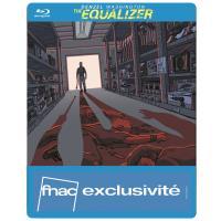 Equalizer Steelbook Pop Art Exclusivité Fnac Blu-ray
