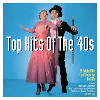 TOP HITS OF THE 40 S/2CD