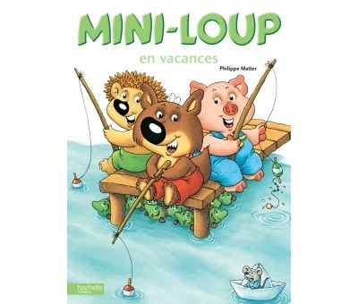 Mini-Loup en vacances