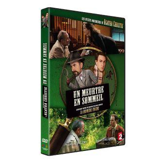 Les petits meurtres d'Agatha ChristieLes petits meurtres d'Agatha Christie Un meurtre en sommeil DVD