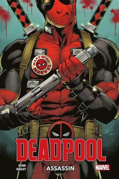 Deadpool : Assassin - 9791039100120 - 12,99 €