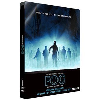 Fog Steelbook Blu-ray 4K Ultra HD