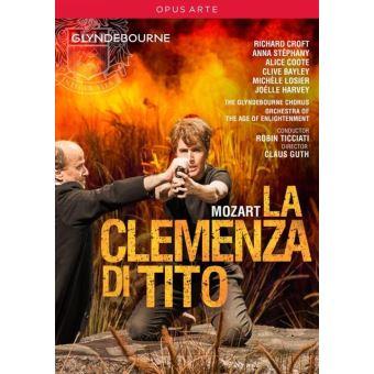 CLEMENCE DE TITUS/DVD