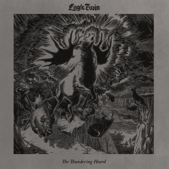 Thundering heard (Songs of hoof and horn)/LP
