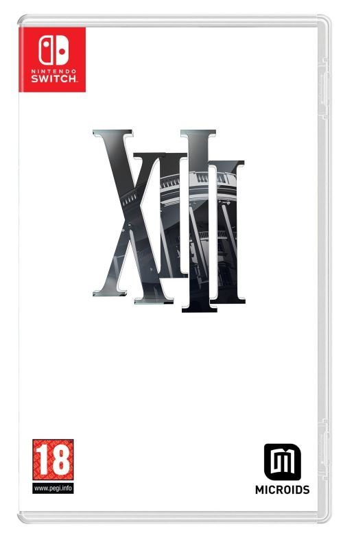 XIII Remastered Edition Limitée Nintendo Switch