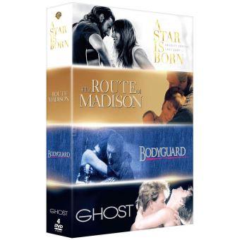 Coffret Romance 4 Films DVD