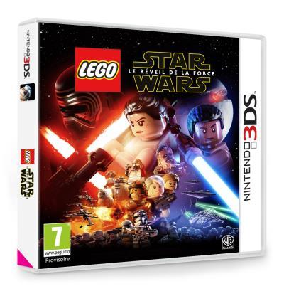 Lego Star Wars Le Réveil de la Force 3DS