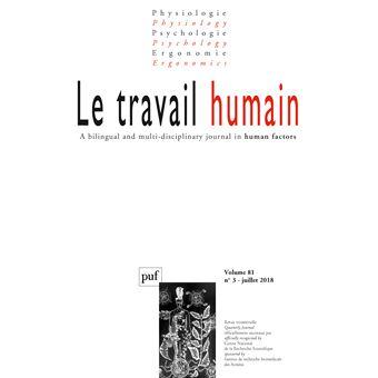 Le travail humain,81-3