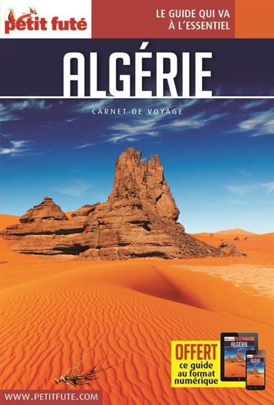 Algerie 2019 carnet petit fute+offre num