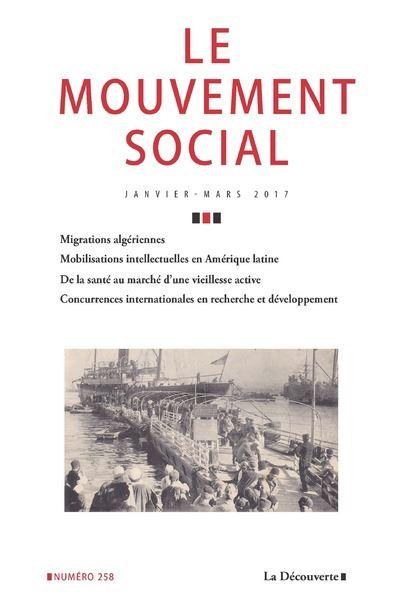Migrations algériennes, mobilisations intellectuelles en Amérique latine