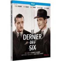 Le dernier des six Blu-ray