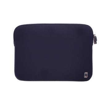 """Housse MW Bleu Marine et Blanche pour Nouveau MacBook Pro 15"""""""