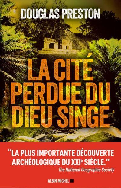 La Cité perdue du dieu singe - 9782226430137 - 8,99 €