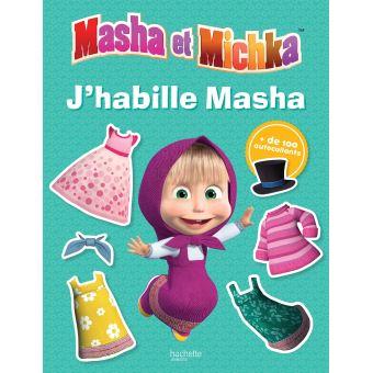 Masha et MichkaJ'habille Masha