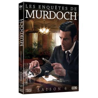 Les Enquêtes de MurdochSaison 6 Volume 2 - DVD