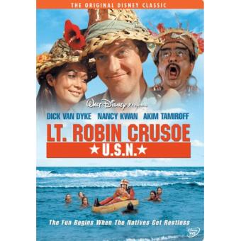 Lt Robin Crusoe DVD