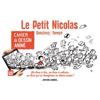 Le Petit NicolasCahier de Dessin Animé