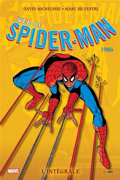 Web of Spider-Man : L'intégrale T43 (1986)