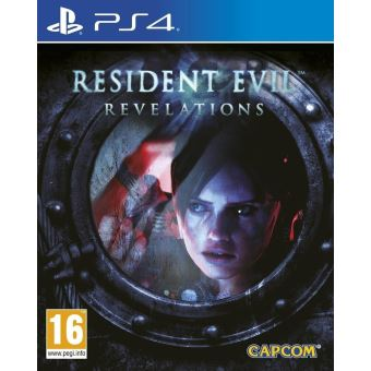 Resident Evil Revelations  MIX PS4