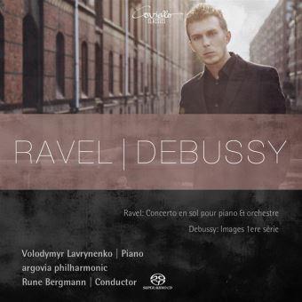 Ravel, Debussy : Concerto en sol Images, 1ère Série