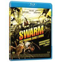 Swarm - Des fourmis dans l'avion - Blu-Ray
