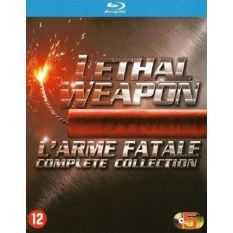 B-LETHAL WEAPON-ARME FATALE-COMPLETE COLLECTION-BILINGUE