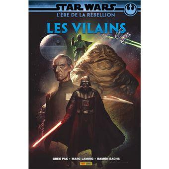 Star WarsStar Wars - L'ère de la rebellion: les Vilains