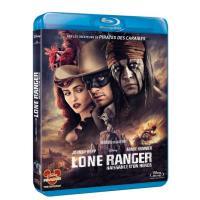 Lone Ranger, naissance d'un héros  Blu-Ray