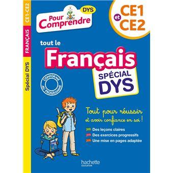 Français CE1-CE2 Dyslexie