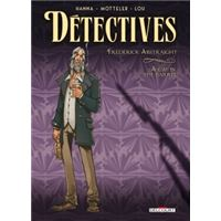 Detectives T05 Frederick Abstraight - A Cat In The Barrel