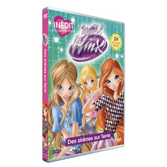 Winx ClubWorld of winx/volume 4/des sirenes sur terre