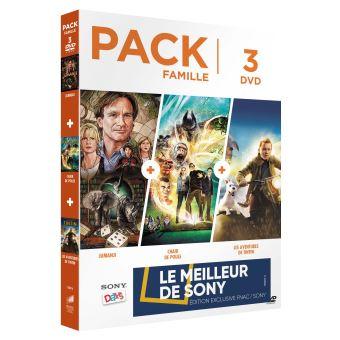 Coffret Famille Exclusivité Fnac DVD